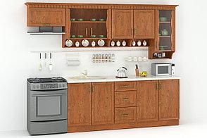 Комплект мебели для кухни Каролина 2000, Дуб Старый, MEBEL SERVICE(Украина), фото 3