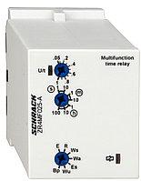 Многофункциональное реле времени 12-240V AC/DC