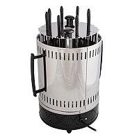 Электрошашлычница VLK Palerrmo 6800, черный/стальной