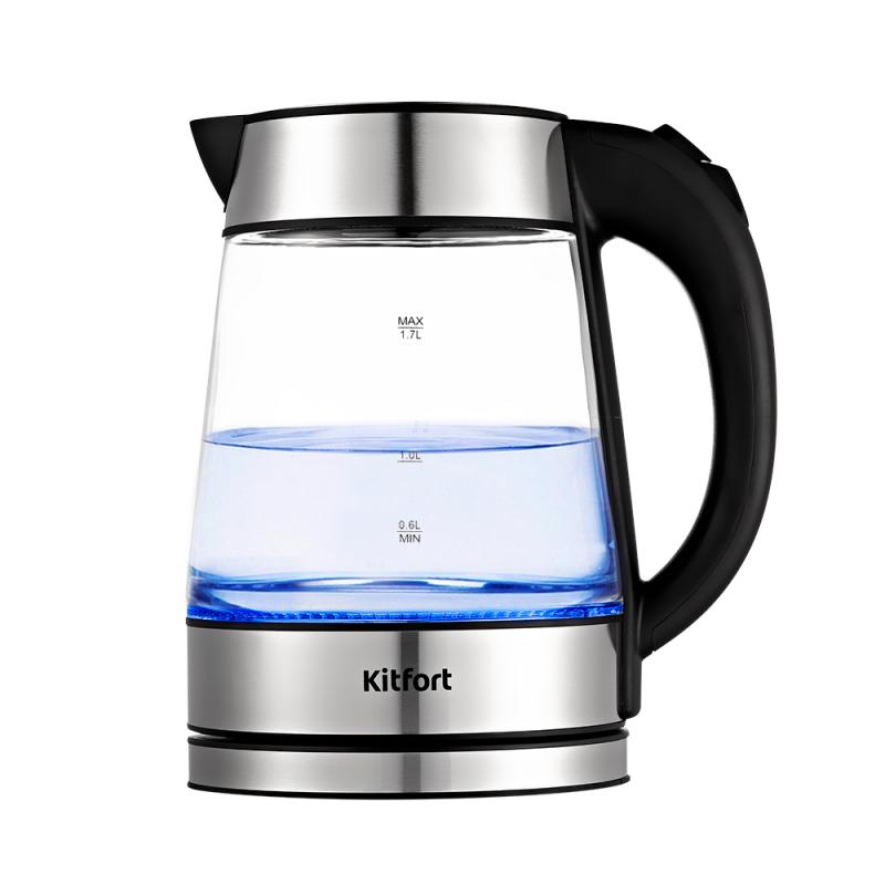 Чайник Kitfort КТ-6118 (Уценка - У1)