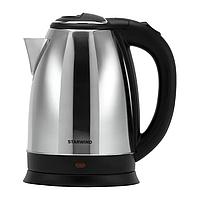 Чайник Starwind SKS1050 серебристый/черный