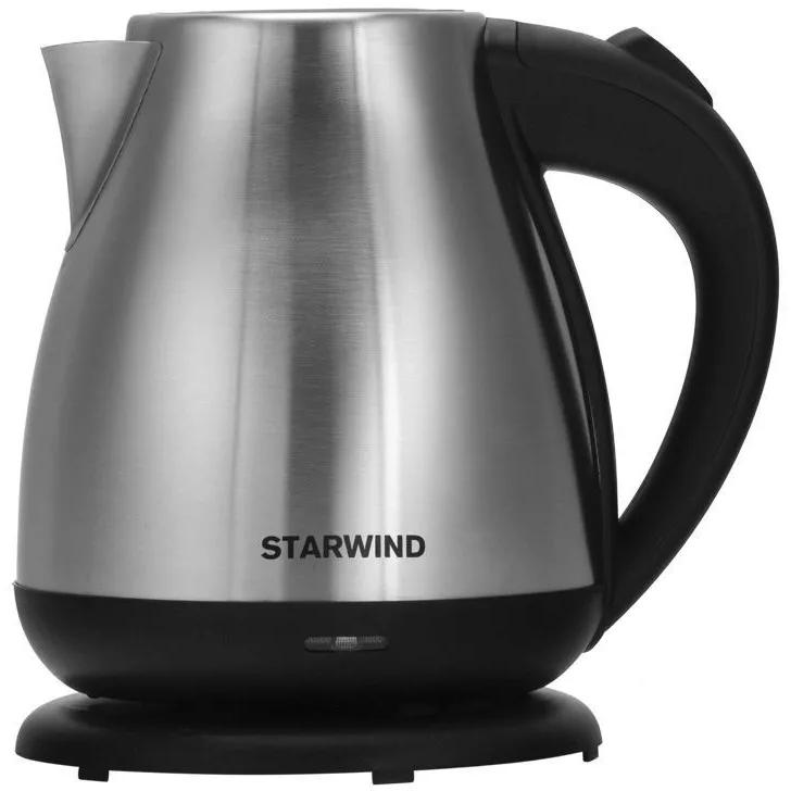 Чайник Starwind SKS2319 серебристый