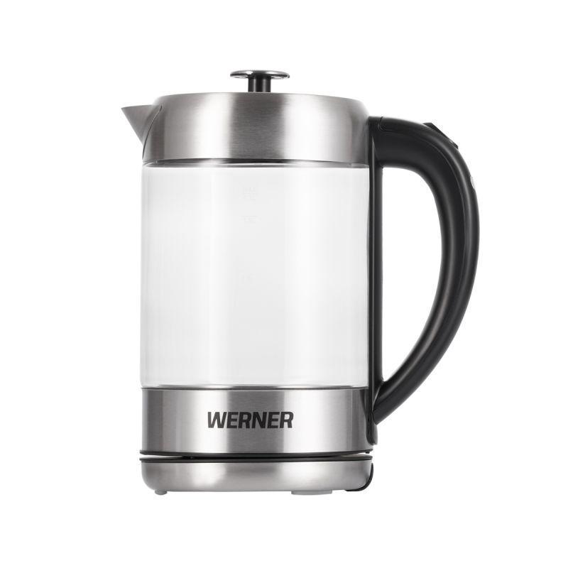 Чайник электрический WERNER VETRO 1,7 л