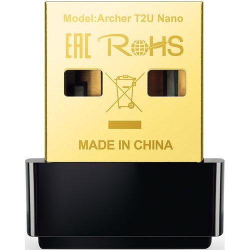 Wireless Адаптер Tp-Link Archer T2U Nano