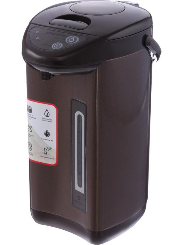 Термопот Starwind STP5171 коричневый