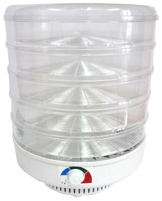 Сушилка для овощей и фруктов Ветерок-2, в гофротаре, прозрачный