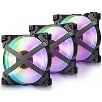Комплект вентиляторов для корпуса Deepcool MF120 GT, DP-GS-F12-AR-MF120GT-3P
