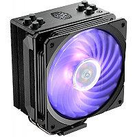 Кулер для процессора CoolerMaster Hyper 212 RGB Black Edition