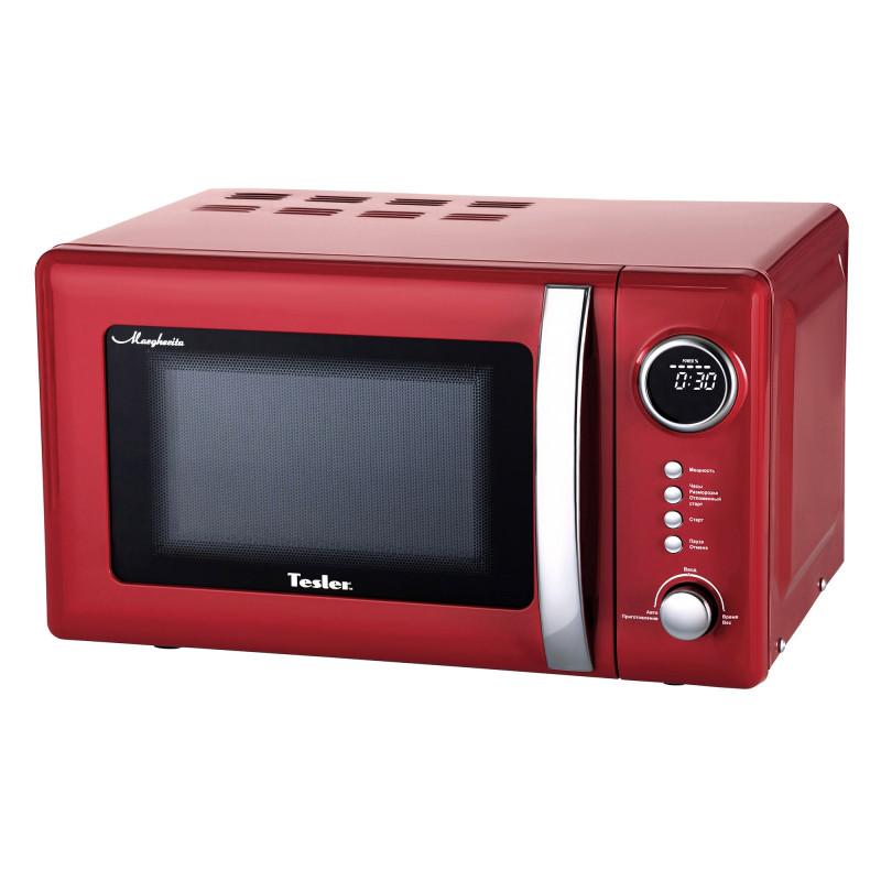 Микроволновая печь Tesler Margherita ME-2055 красный