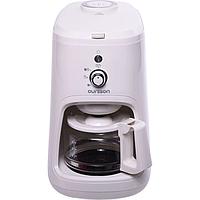 Кофеварка Oursson CM0400G/IV с кофемолкой, слоновая кость