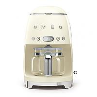 Кофеварка SMEG DCF02, кремовый
