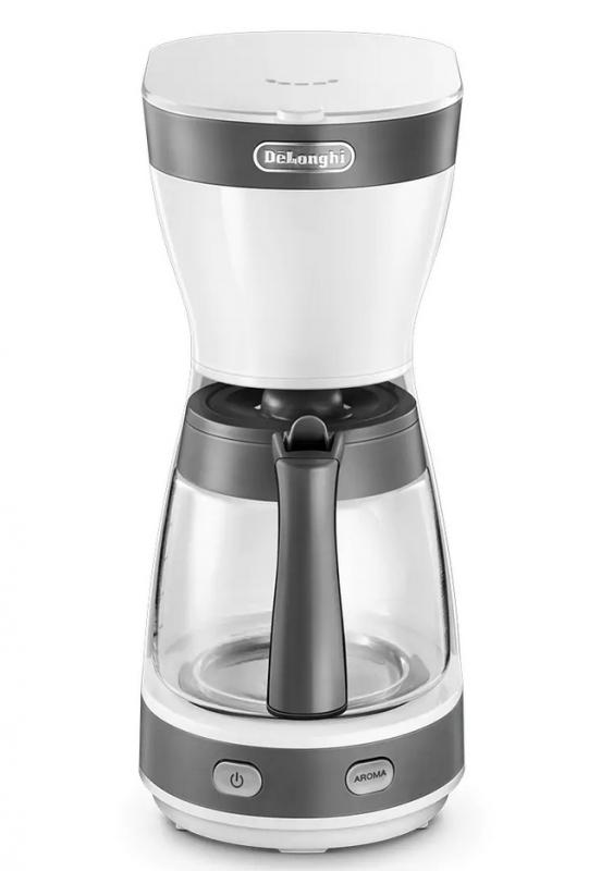Кофеварка Delonghi ICM 16210.WS капельного типа