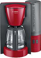 Кофеварка Bosch TKA6A044 капельного типа, красный