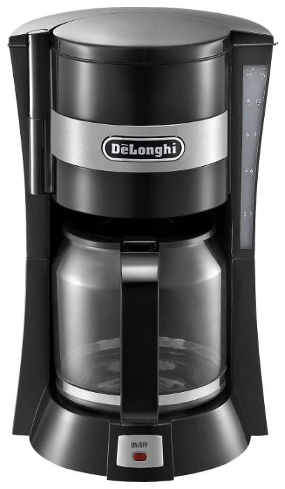 Кофеварка Delonghi ICM 15210