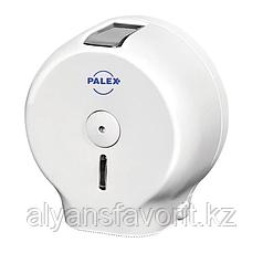Диспенсер для туалетной бумаги Jumbo, белый. Palex