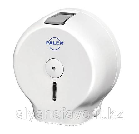 Диспенсер для туалетной бумаги Jumbo, белый. Palex, фото 2