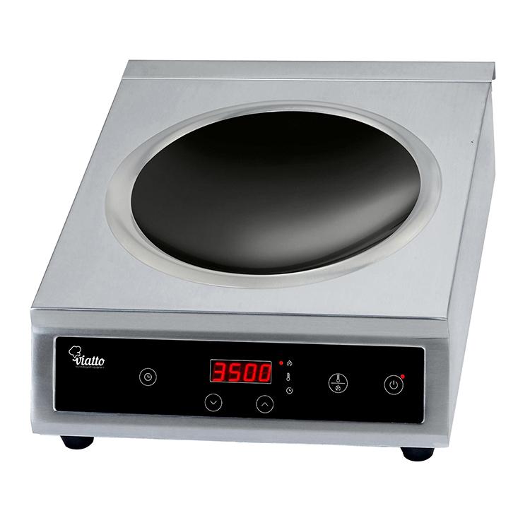 Плита электрическая VIATTO VA-350B-A WOK