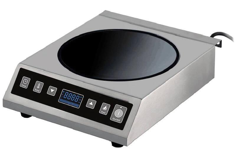 Плитка электрическая Gemlux GL-CIC35W