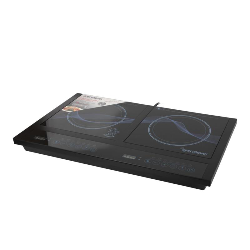Плитка электрическая ENDEVER IP-34, черно-синий