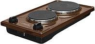 Плитка электрическая Лысьва ЭПБ 22 коричневый