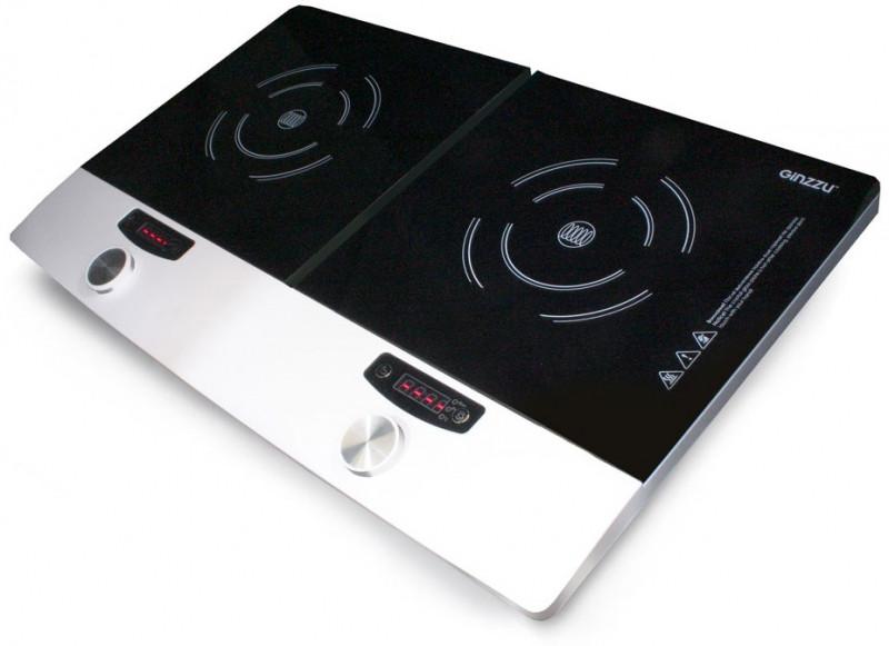 Плитка индукционная Ginzzu HCI-226