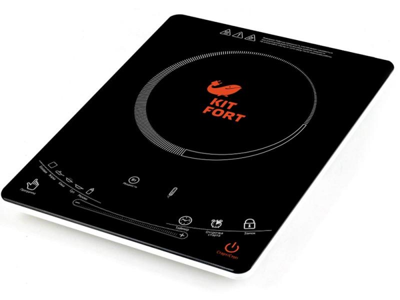 Плитка электрическая Kitfort KT-106 Ultra Slim