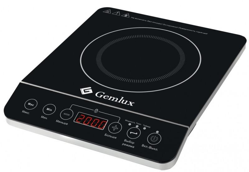 Плитка электрическая Gemlux GL-IP20A