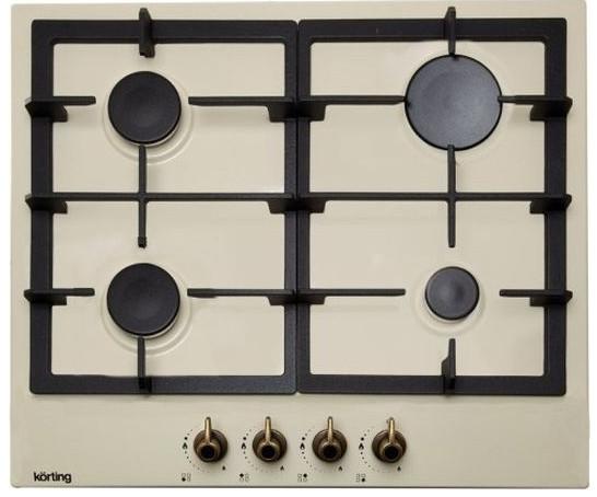 Газовая варочная панель Korting HG 660 CRB