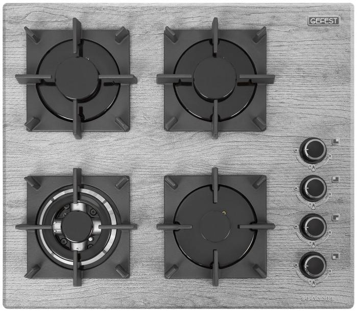 Газовая варочная панель Gefest СГ СВН 2230-01 К95