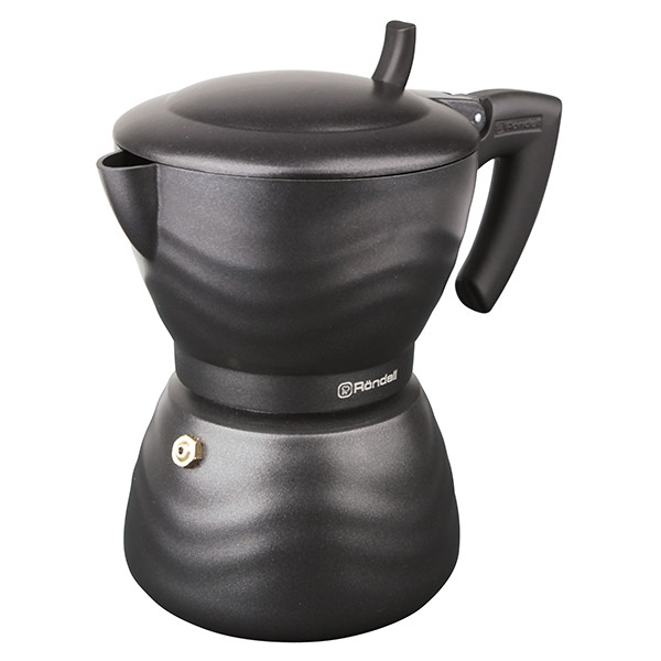 Кофеварка гейзерная Rondell Walzer, 6 чашек (RDA-432)