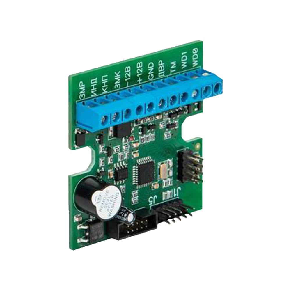 Автономный контроллер ЛКД КУ-00 01 без корпуса, Touch Memory, Wiegand (4,6,26,34)