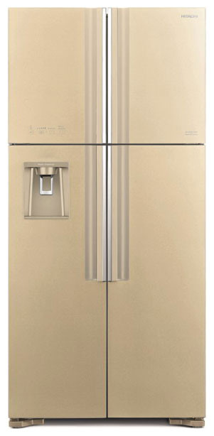 Холодильник Hitachi R-W 662 PU7X GBE
