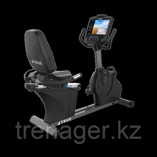 Горизонтальный велотренажер TRUE C400 + консоль Envision Compass