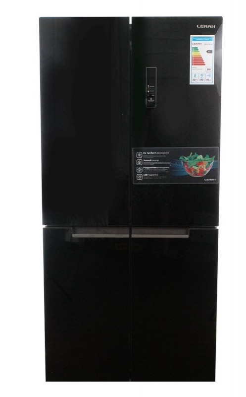 Холодильник Side by Side Leran RMD 557 BG NF