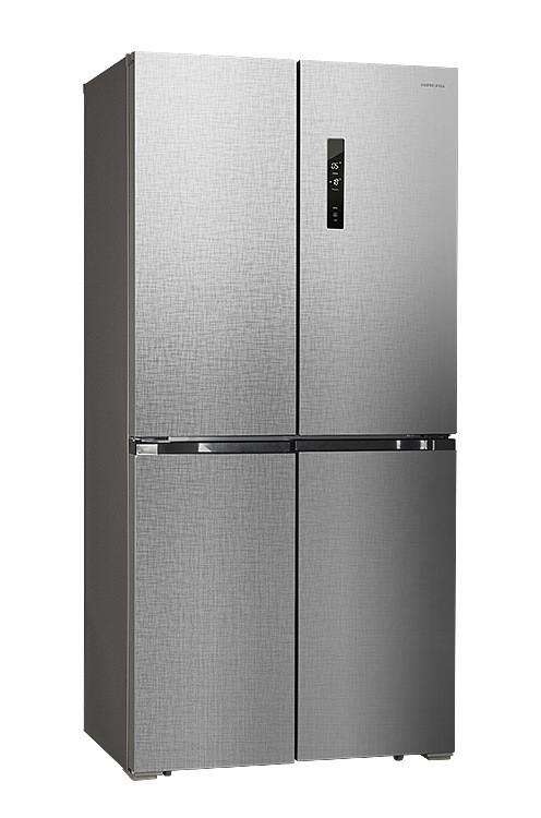 Холодильник Hiberg RFQ-490 DX NFXq