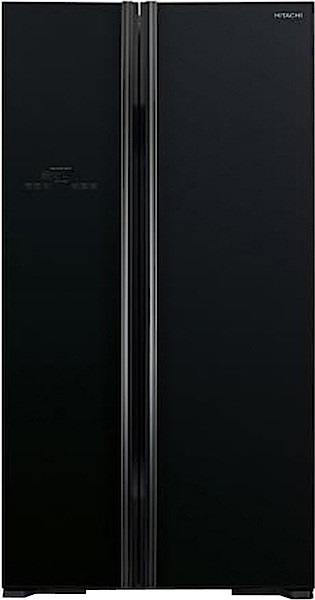 Холодильник Side by Side Hitachi R-S 702 PU2 GBK