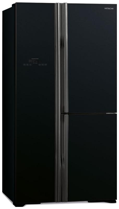 Холодильник Side by Side Hitachi R-M 702 PU2 GBK