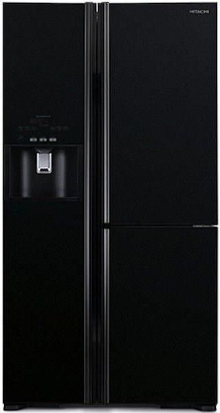 Холодильник Side by Side Hitachi R-M 702 GPU2 GBK