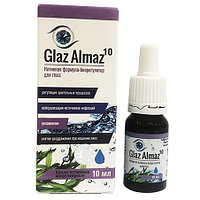 Glaz Almaz 10 мицеллярная вода для глаз 10мл.