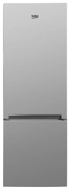 Холодильник Beko RCSK 310M20S серебристый