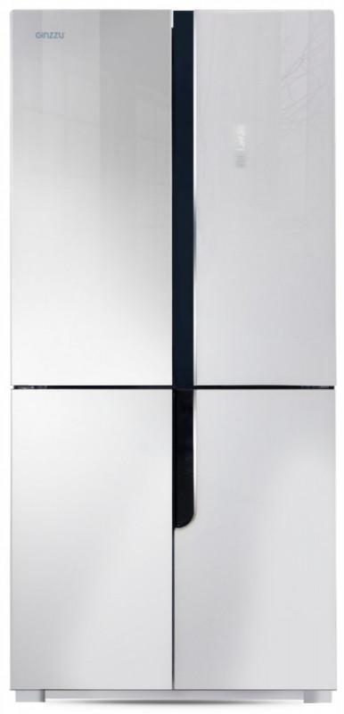 Холодильник Ginzzu NFK-500 белый
