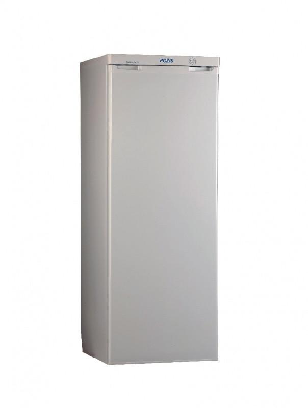 Однокамерный холодильник POZIS RS-416 С, серебристый