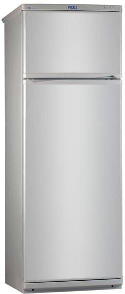 Холодильник POZIS МИР-244-1 A, серебристый