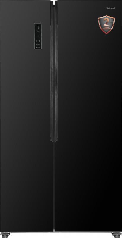Холодильник Weissgauff WSBS 500 NFB Inverter
