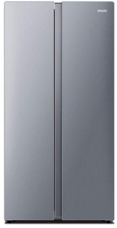 Холодильник Side by Side Ginzzu NFK-615