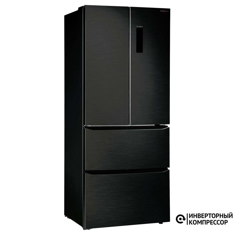 Холодильник Tesler RFD-361I графит