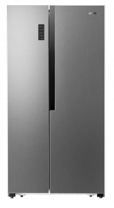 Холодильник Side by Side Gorenje NRS9181MX