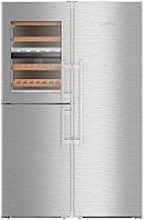 Холодильник Side by Side Liebherr SBSes 8496