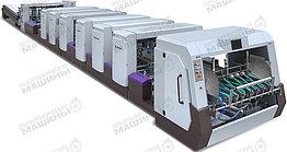 Обновленная фальцесклеивающая машина для гофрокартона Galaxy Z-type C4-6 1250 / 1450