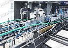 Обновленная фальцесклеивающая машина для гофрокартона Galaxy Z-type C4-6 1250 / 1450, фото 3
